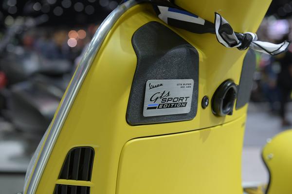 Vespa GTS Super 300 Sport Edition