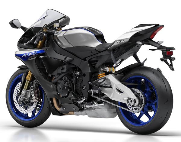 Yamaha R1M 2018