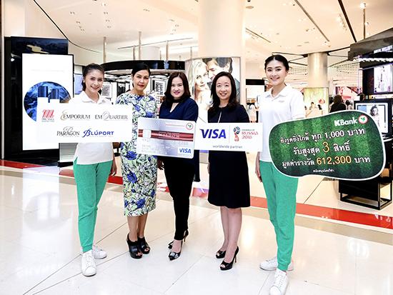 บัตรเครดิตกสิกรไทย, บัตรเดบิตวีซ่ากสิกรไทย