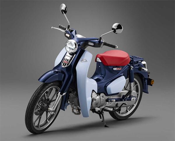 Honda C125 2018