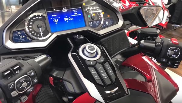 Honda Goldwing 2018
