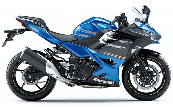 Kawasaki Ninja400 2019