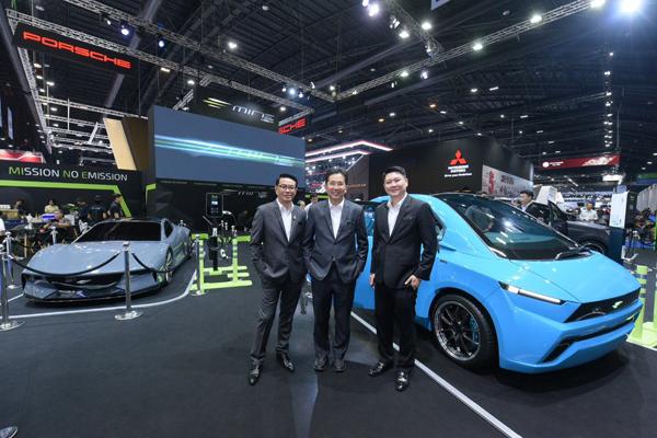 MINE Mobility , EV Car, รถยนต์ไฟฟ้า