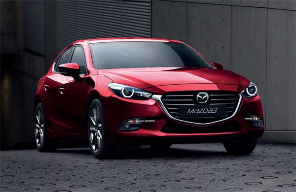 New Mazda3 2018