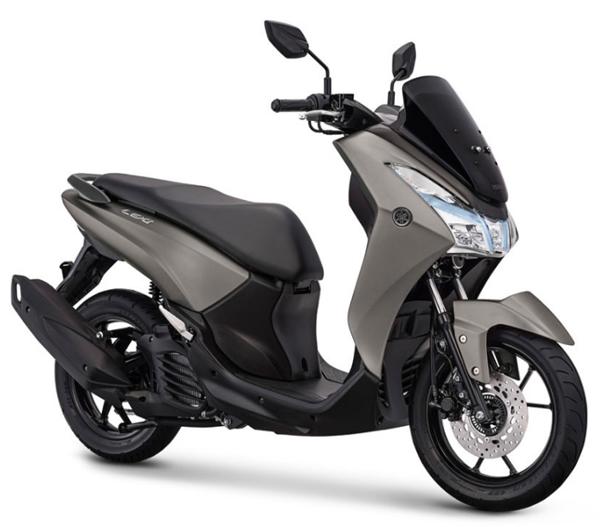 Yamaha LEXi สีเทา