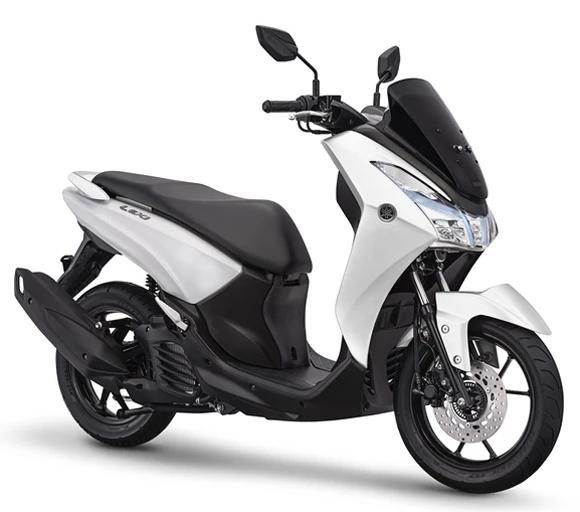 Yamaha LEXi สีขาว