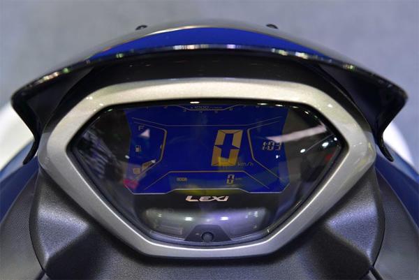 Yamaha LEXi 2018-2019