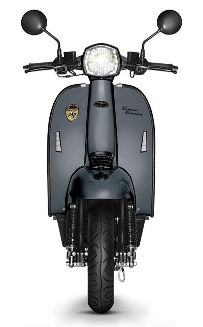 Scomadi TT125i