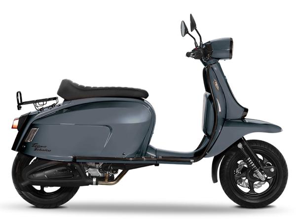 Scomadi TT125i สีเทา