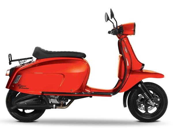 Scomadi TT125i สีส้ม
