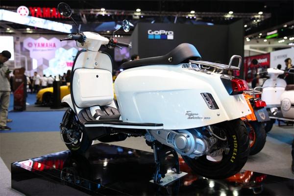 Scomadi TT200