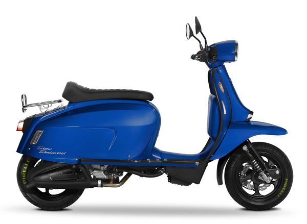 Scomadi TT200 สีน้ำเงิน