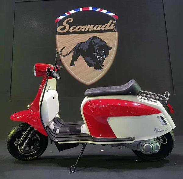 Scomadi TT200, ตารางผ่อน, ราคา, ราคาผ่อน
