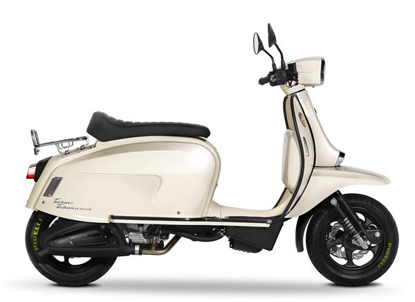 Scomadi TT200 สีขาว