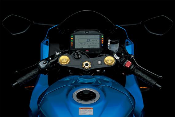 Suzuki GSX-R1000 2018