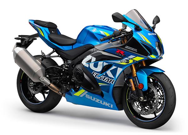 Suzuki GSX-R1000R 2018
