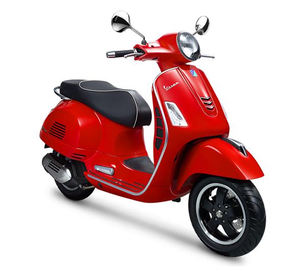 GTS Super 150 สีแดง