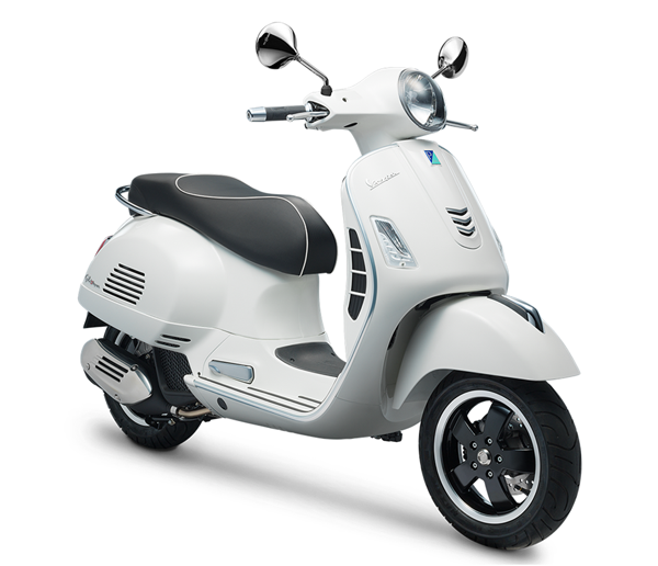 GTS Super 150 สีขาว