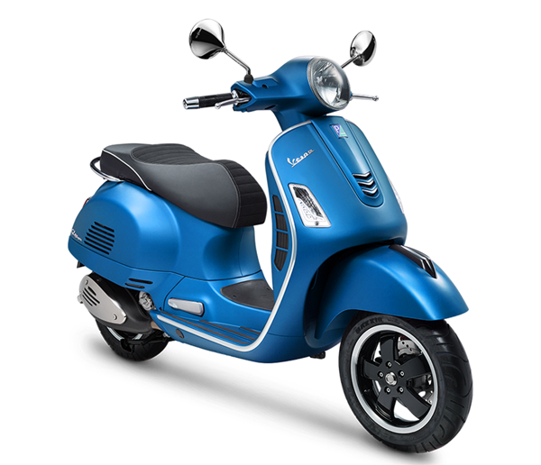 GTS Super 300 2018 สีน้ำเงิน