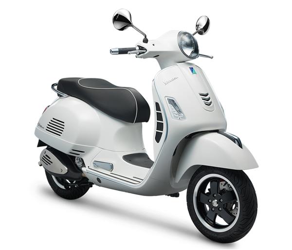 GTS Super 300 2018 สีขาว