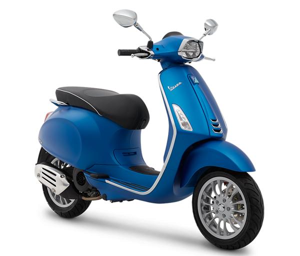 Sprint 150 สีน้ำเงิน