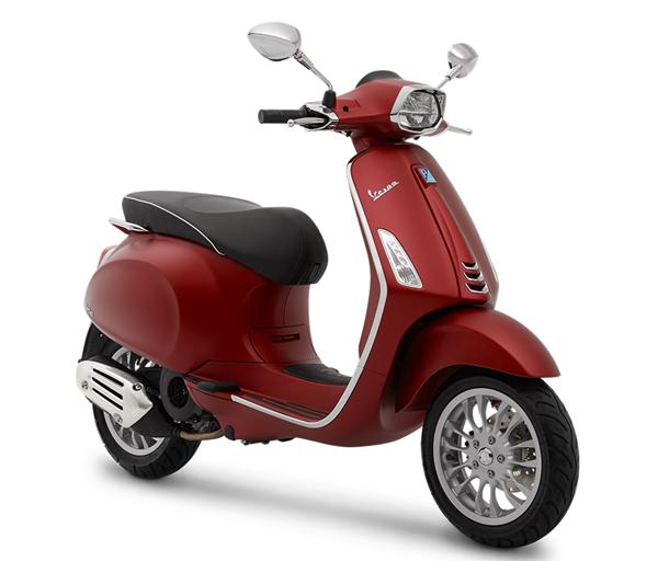 Sprint 150 สีแดง