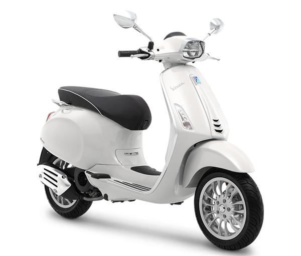 Sprint 150 สีขาว