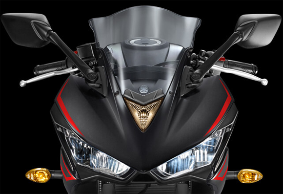 Yamaha R3 2018