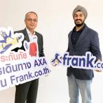 Frank , AXA, Travel Insurance