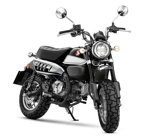 Honda Monkey สีดำ