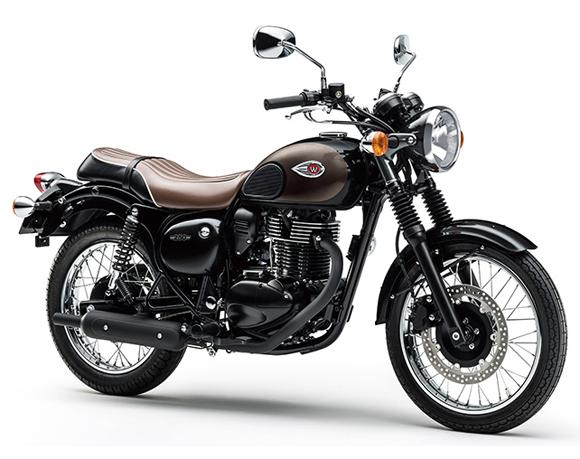 Kawasaki W250 2019 SE