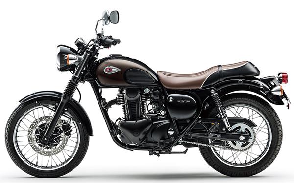 Kawasaki W250 2019-2020 สเปค