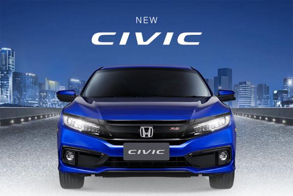 Civic, 2020, ตารางผ่อน, ราคา, โปรโมชั่น, ซีวิค ใหม่