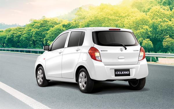 Suzuki Celerio 2019