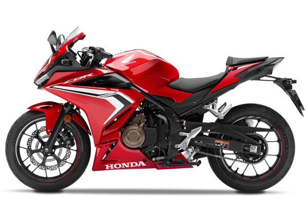 Honda CBR500R 2019-2020 สเปค