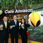 PTT Privilege Card Cafe Amazon