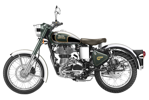 Royal Enfield Classic Chrome สเปค