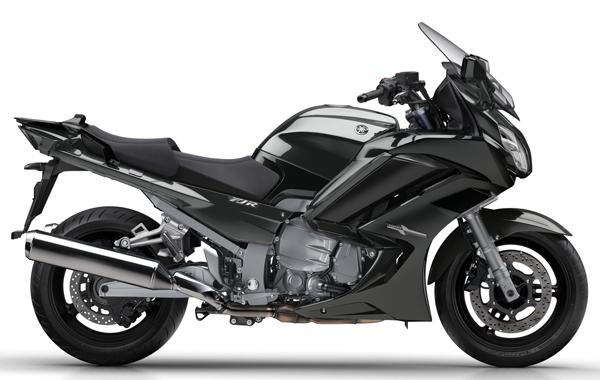 FJR1300 สีดำ