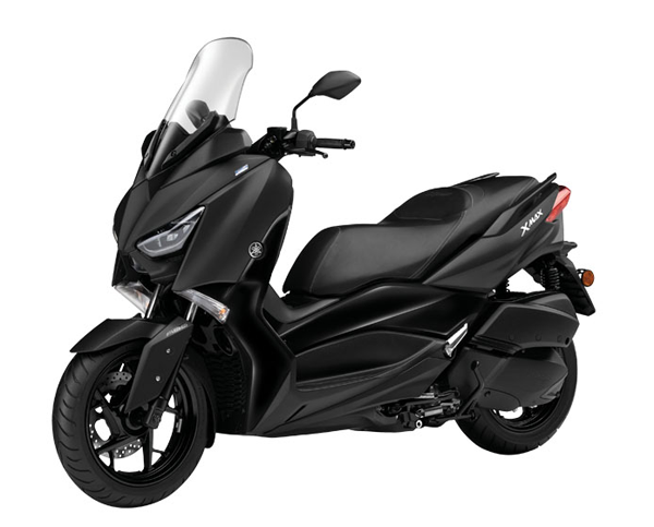 XMAX 300 2019 สีดำ