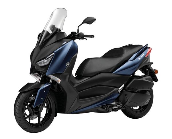 XMAX 300 2019 สีน้ำเงิน