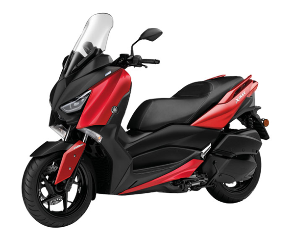 XMAX 300 2019 สีแดง