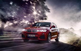 BMW X4 , 2018, โปรโมชั่น