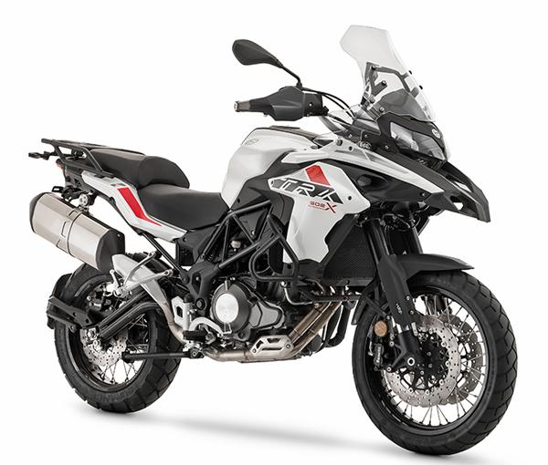 TRK502X สีขาว