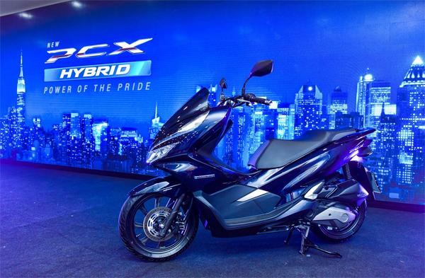 Honda PCX Hybrid สเปค