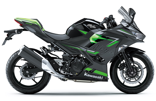 Kawasaki Ninja400 2019 - High Grade Edition