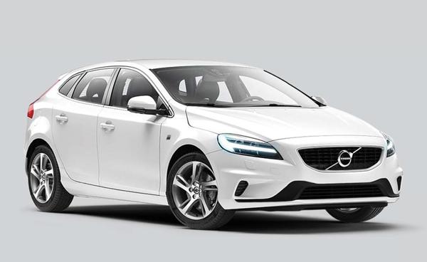 Volvo V40, 2018, 2019, ราคา, โปรโมชั่น