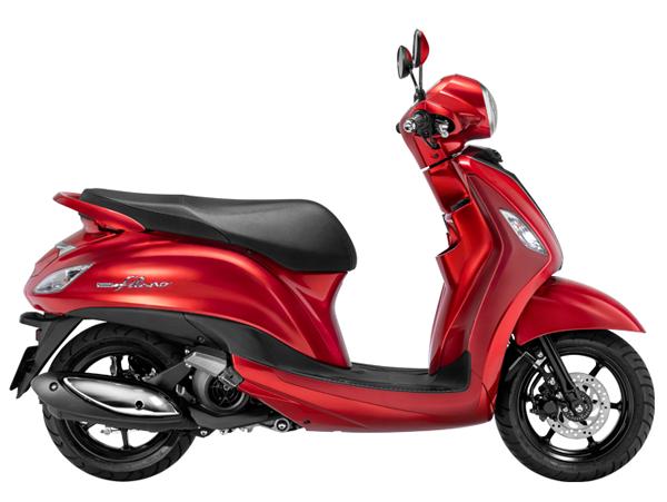 Filano Hybrid สีแดงดำ