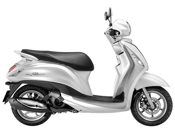 Filano Hybrid สีขาวเทา