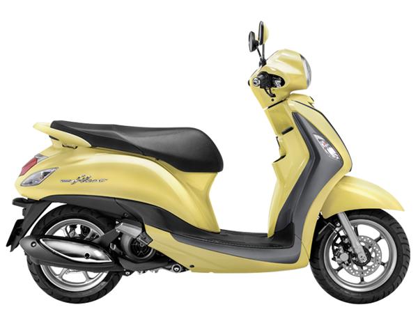 Filano Hybrid สีเหลืองเทา