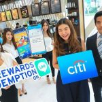 CITI Rewards Redemption on LINE